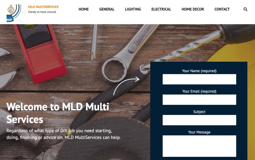 mld website example
