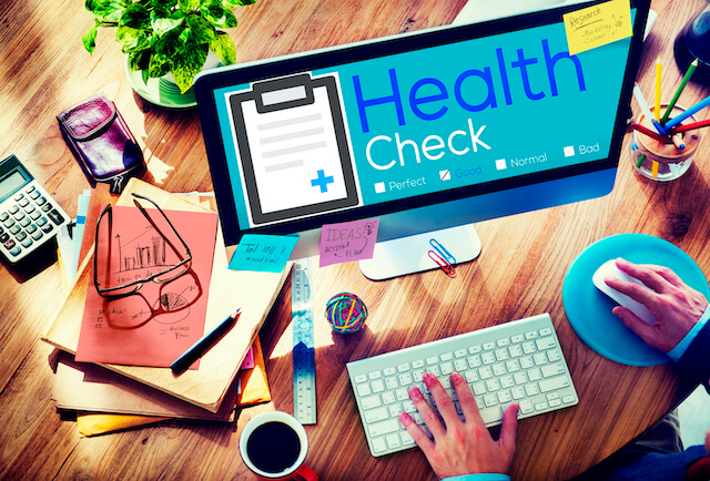 website seo health check